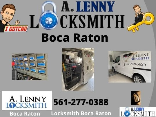 What services are offered by residential locksmiths